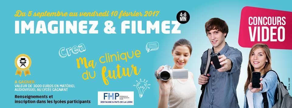 Challenge vidéo «Ma Clinique du futur»